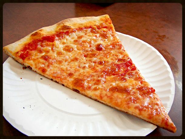 Classic Cheese Slice.