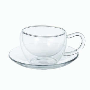 Cinemon Barista Teacup & Saucer