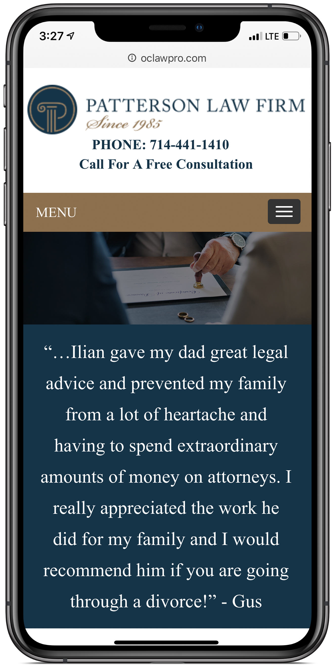Patterson Law Firm Landing Page.png