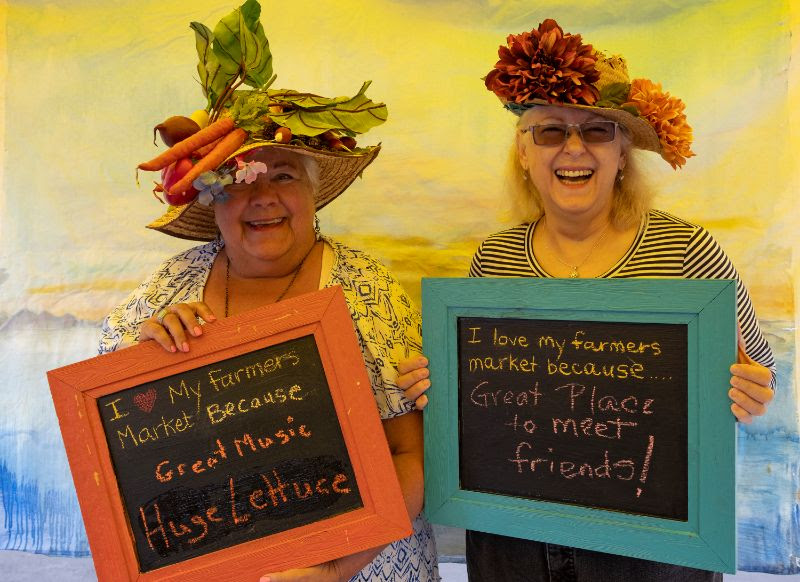 Photo by David Conklin, PT Wednesday Farmers Market, National Farmers Market Week photo series.