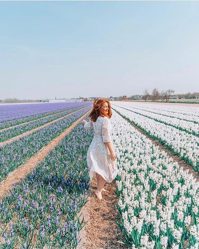 Running away from responsibilities like... 🏃♀️ #LavenderFields #EatAPhoto #EatAgency Photo Credit: @katharinas_adventures
