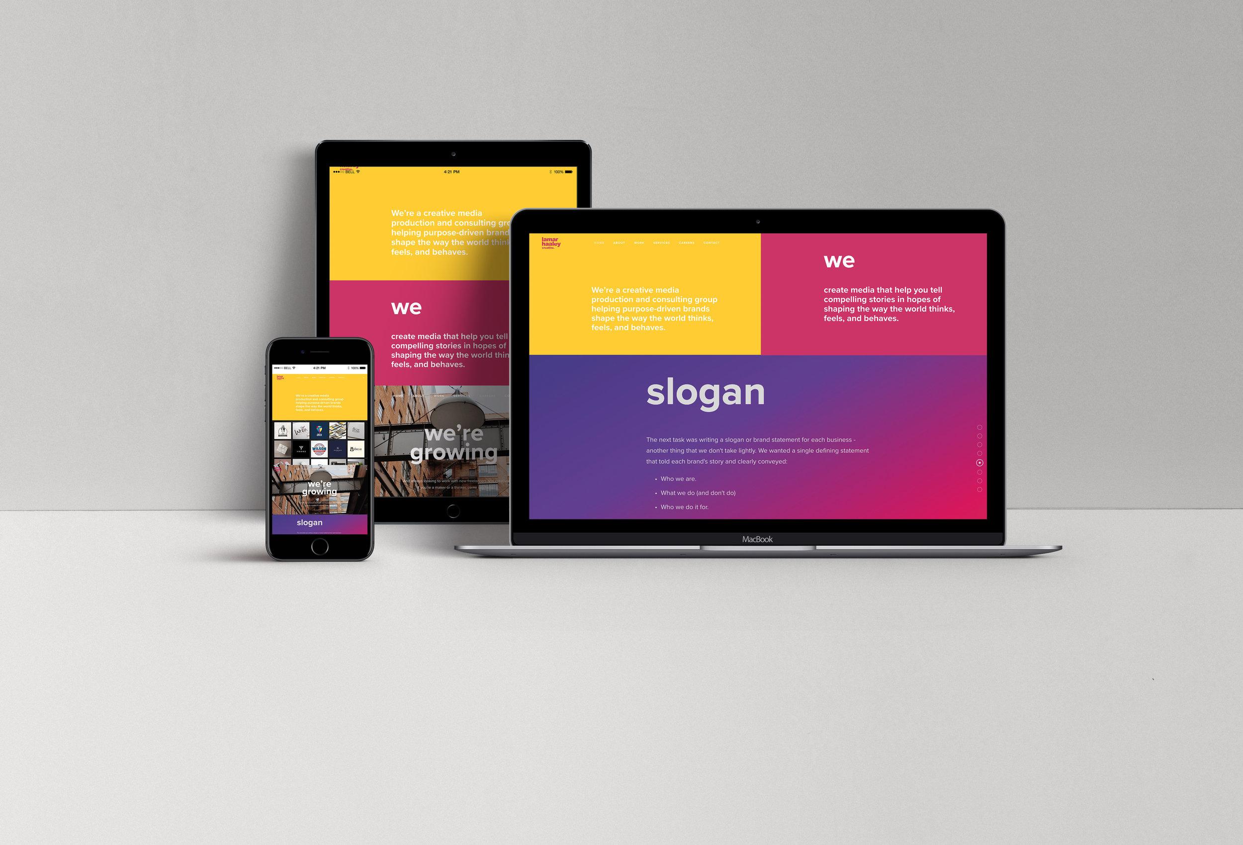 Lamar Haaley Creative - Website Design Showcase.jpg