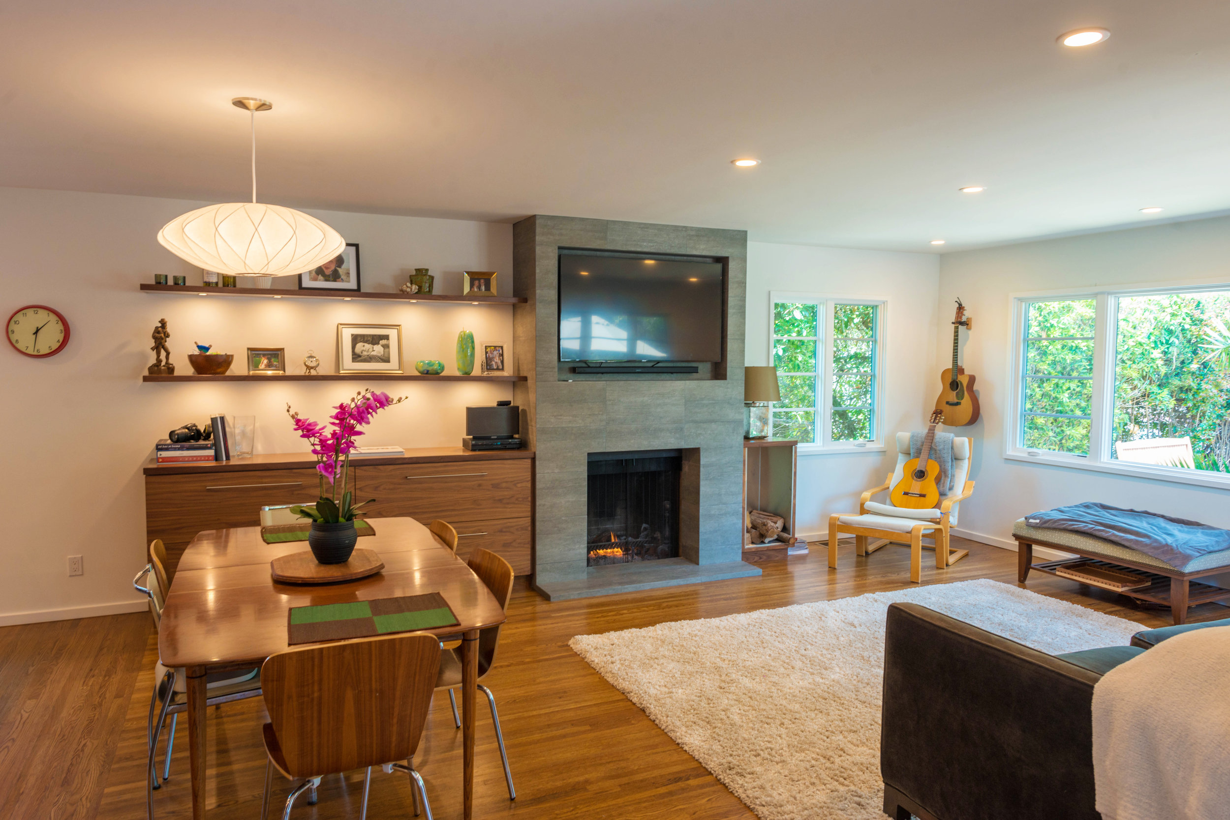 Santa Barbara home design by the CDB Group