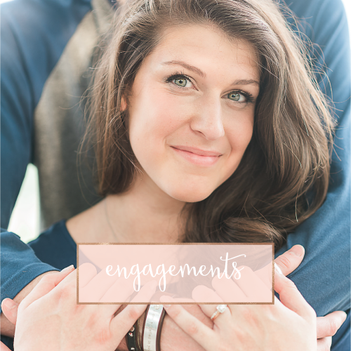 Emily Rochelle Photography || Engagement Photographer, Cincinnati, Ohio