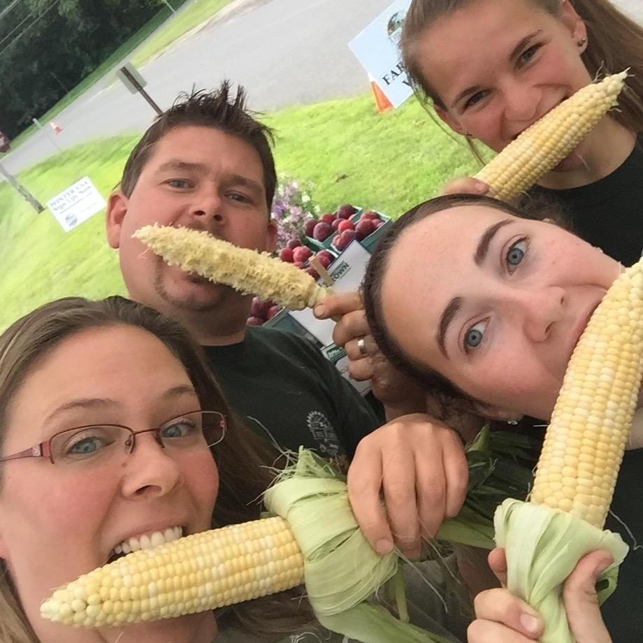 The Farm's Famous Sweet Corn
