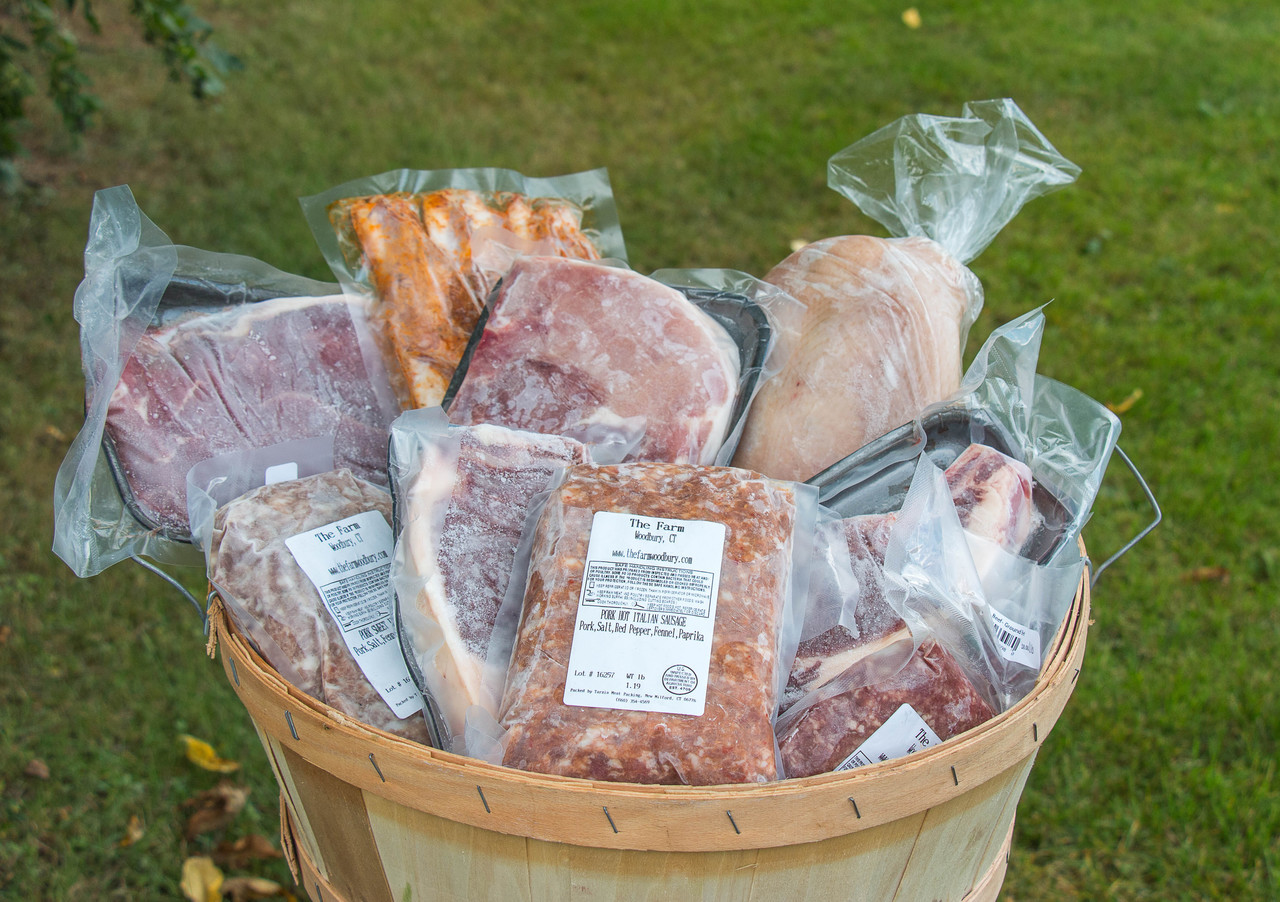 Our and Other Local Frozen Meats