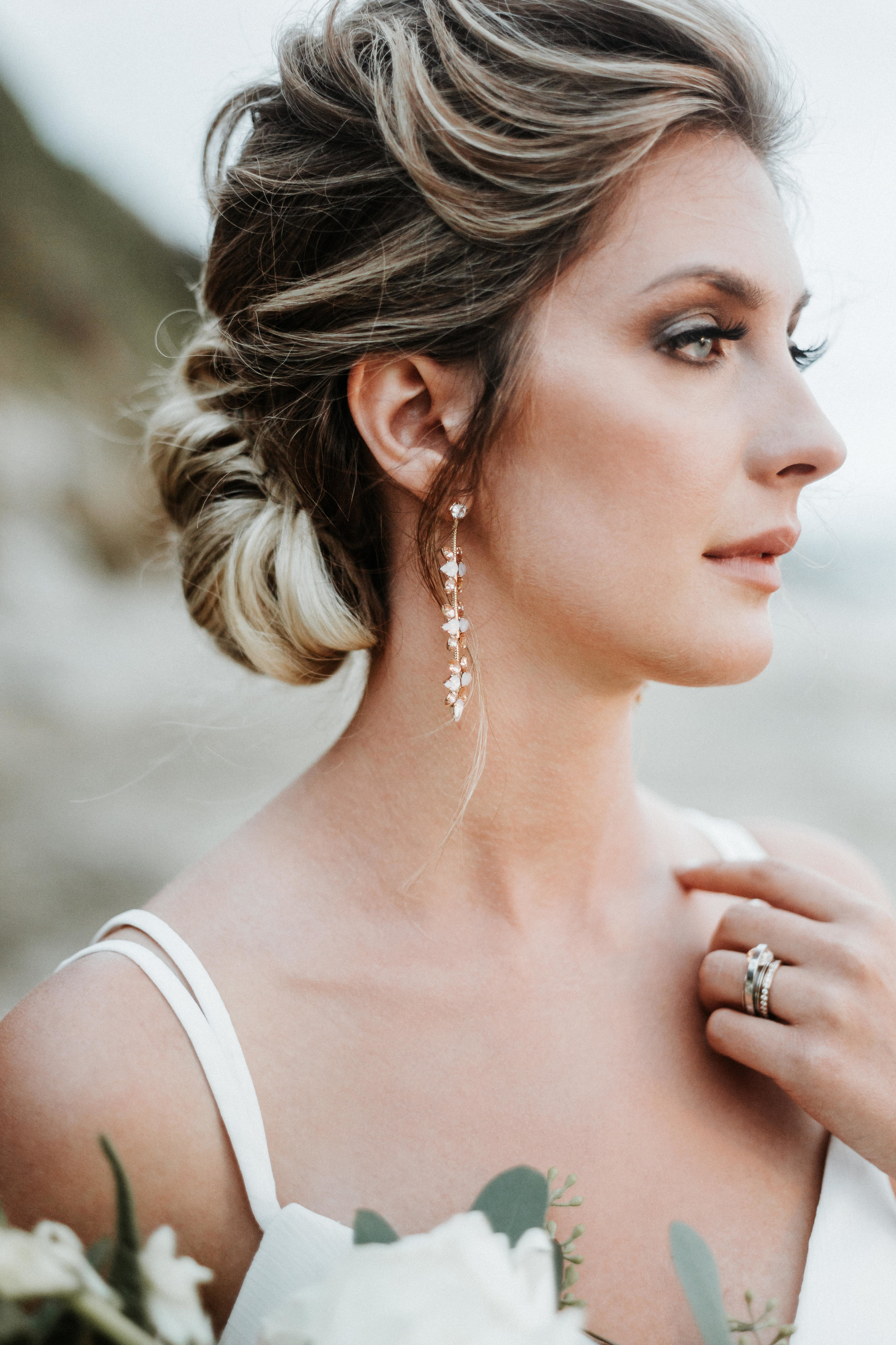 Wedding Makeup by Betty Rose