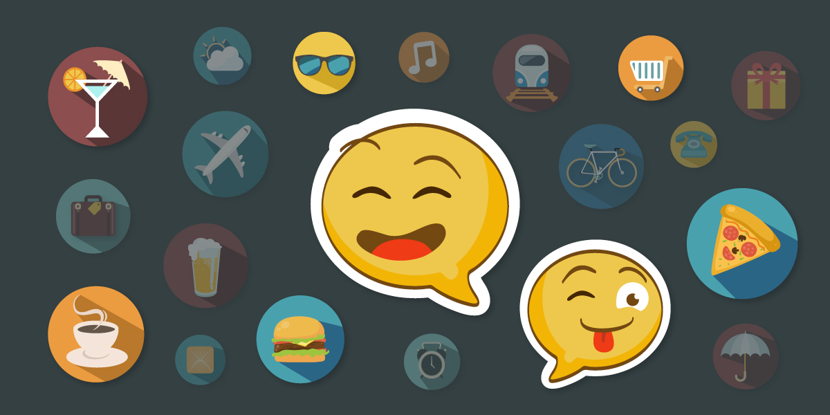 Master list of unicode emojis for your business — Burst SMS