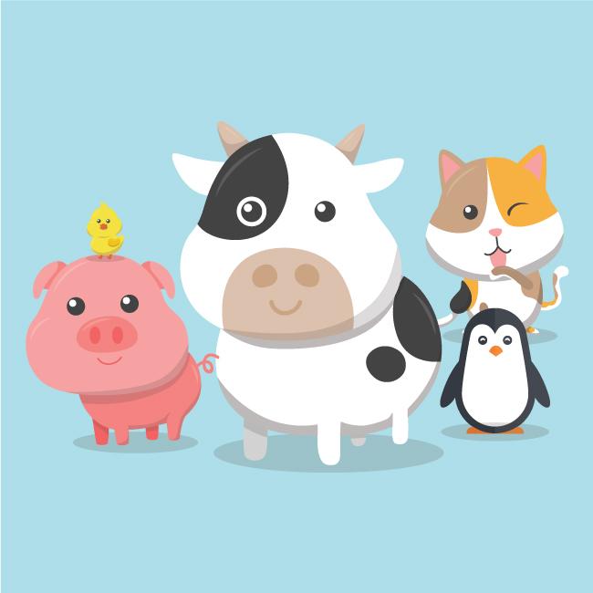 Unicode Emojis: Animals