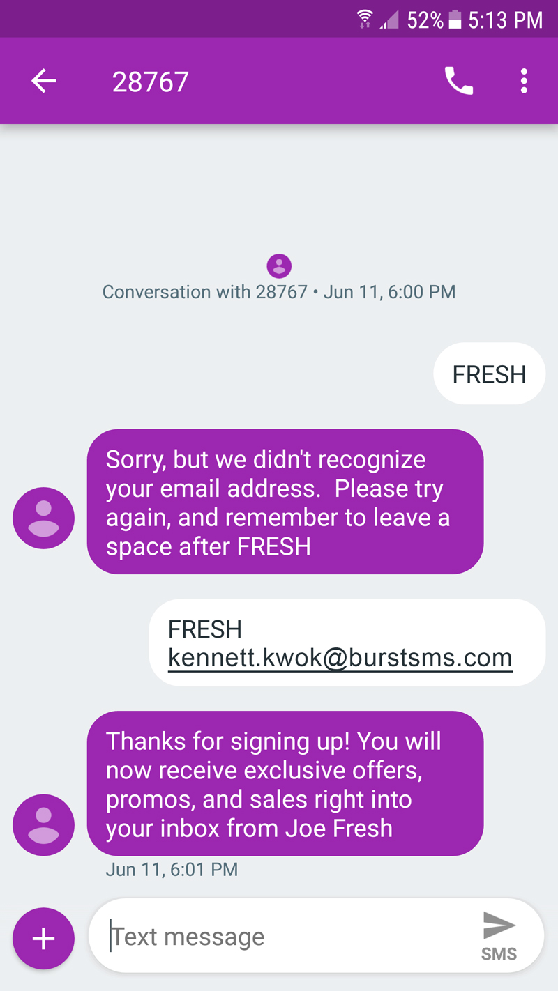 Joe-Fresh-SMS-Keywords-Inbound-Marketing.jpg