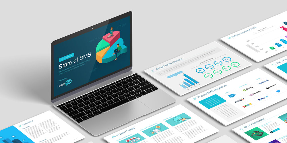 State of SMS Reports - Learn about the latest industry trends, benchmarks, and statistics Download and read our free State of SMS reports