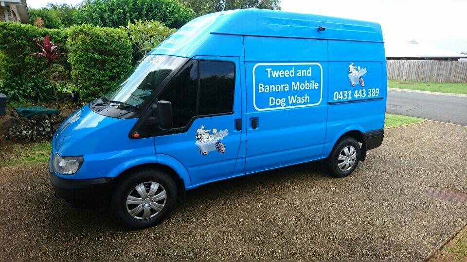 Tweed and Banora Mobile Dog Wash