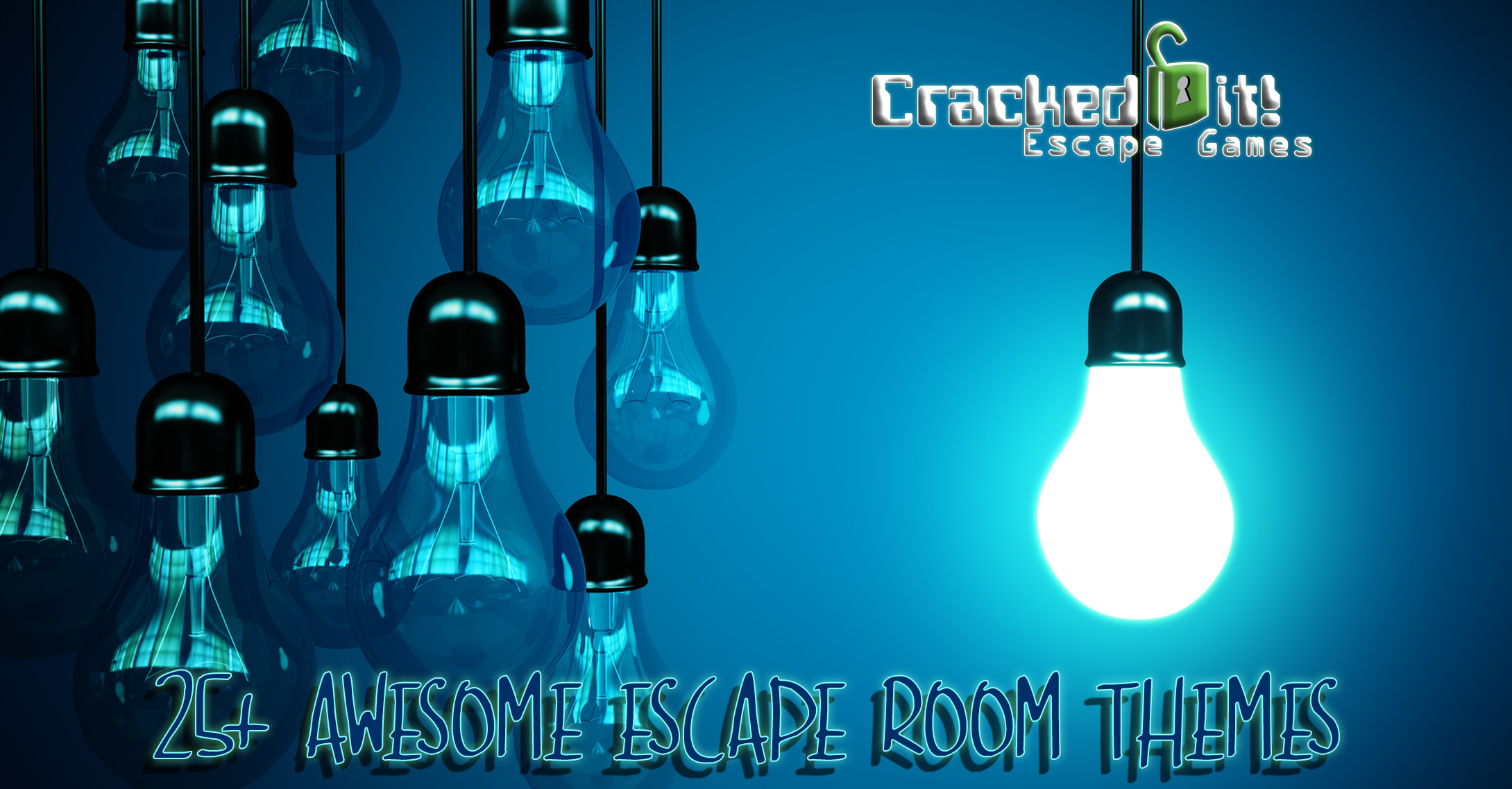 25+ Awesome Escape Room Themes
