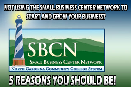Blog post: Not using the small business center network to start and grow your business. 5 reasons you should be!