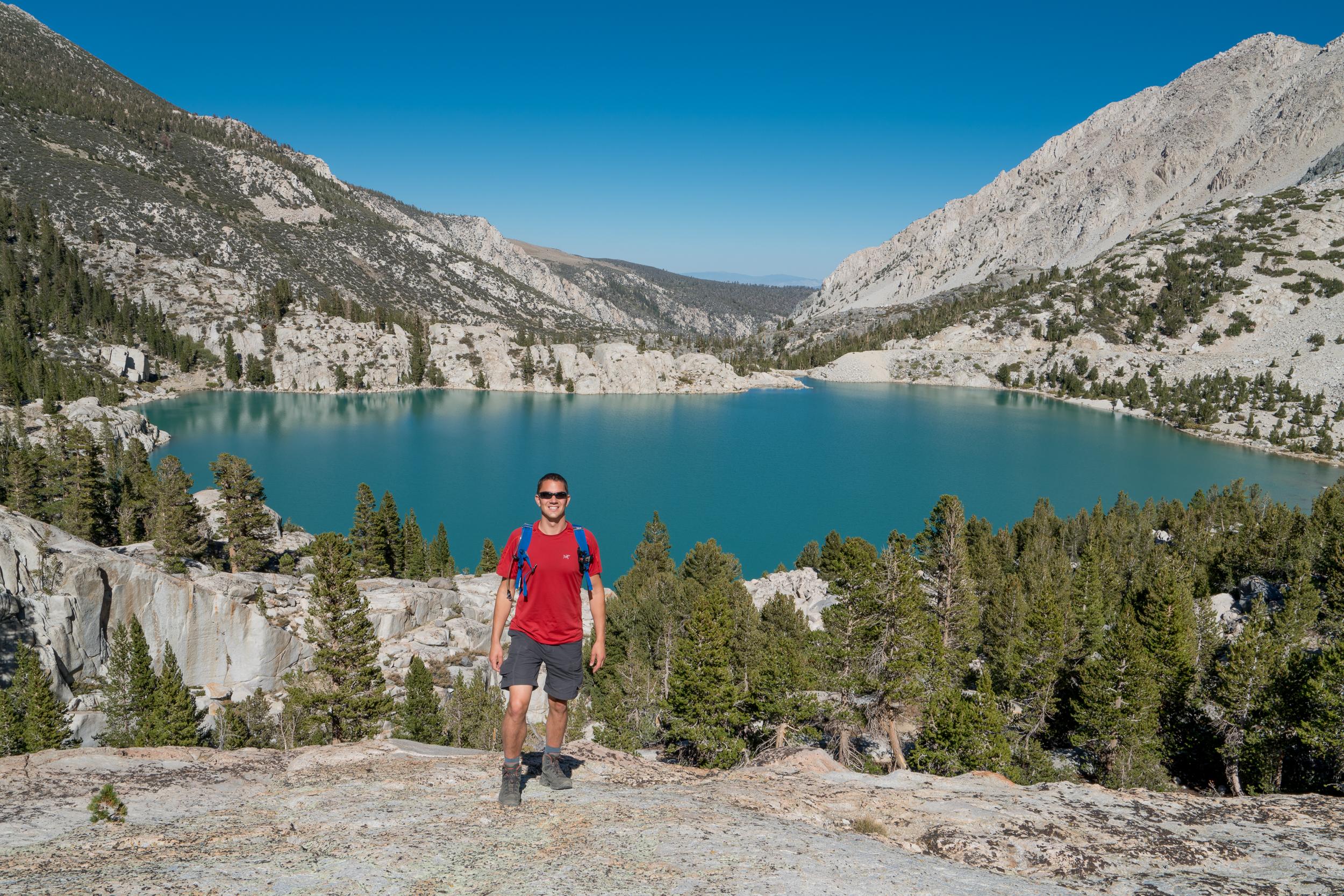 Second Lake, California
