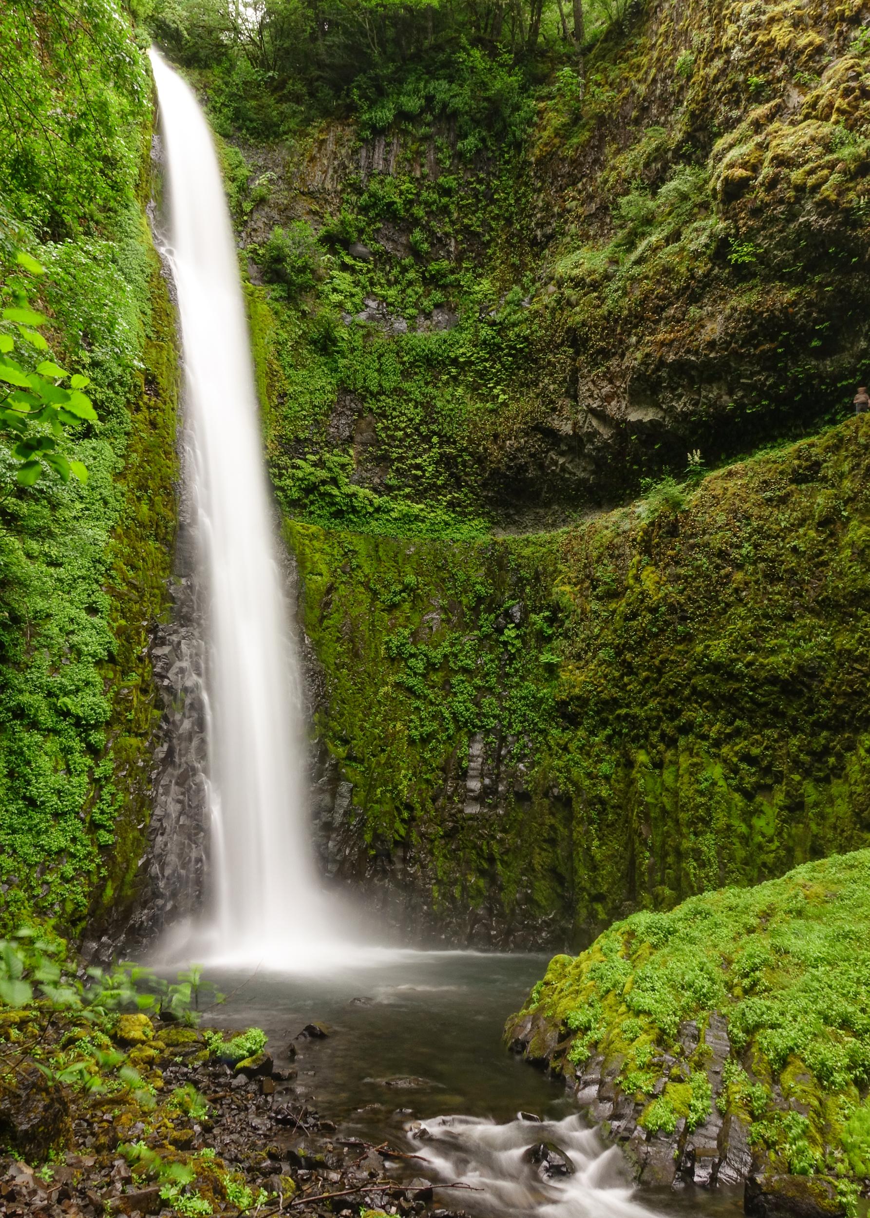 Tunnel Falls, Oregon