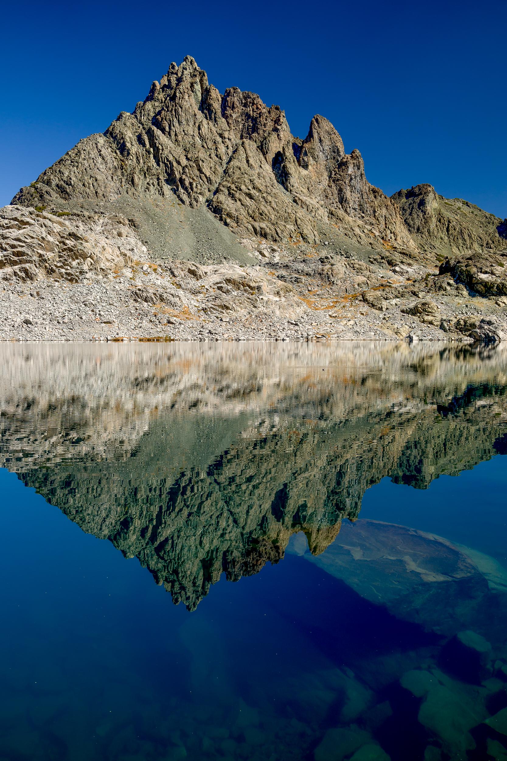 Cecile Lake, California