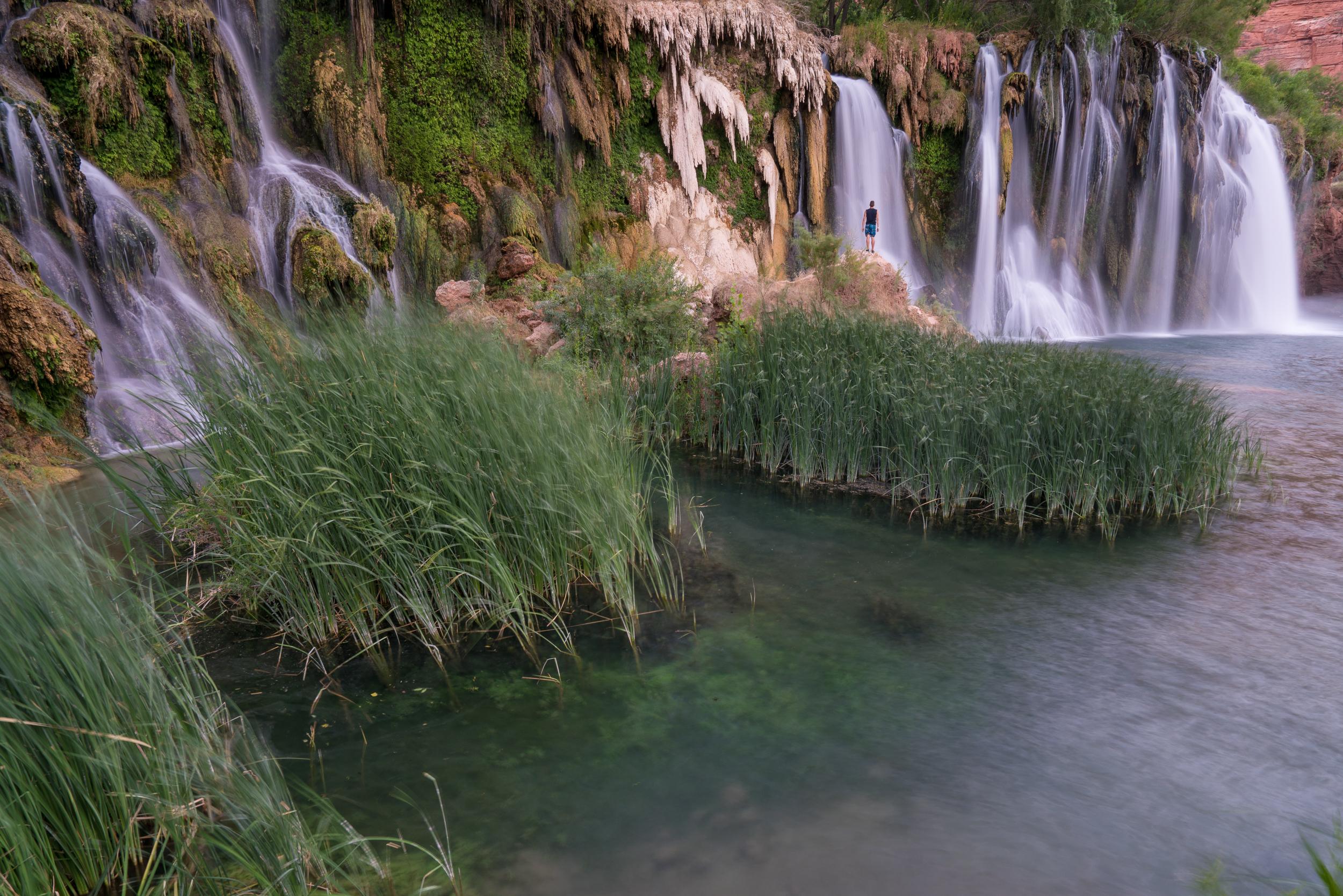 Fifty-foot Falls, Arizona
