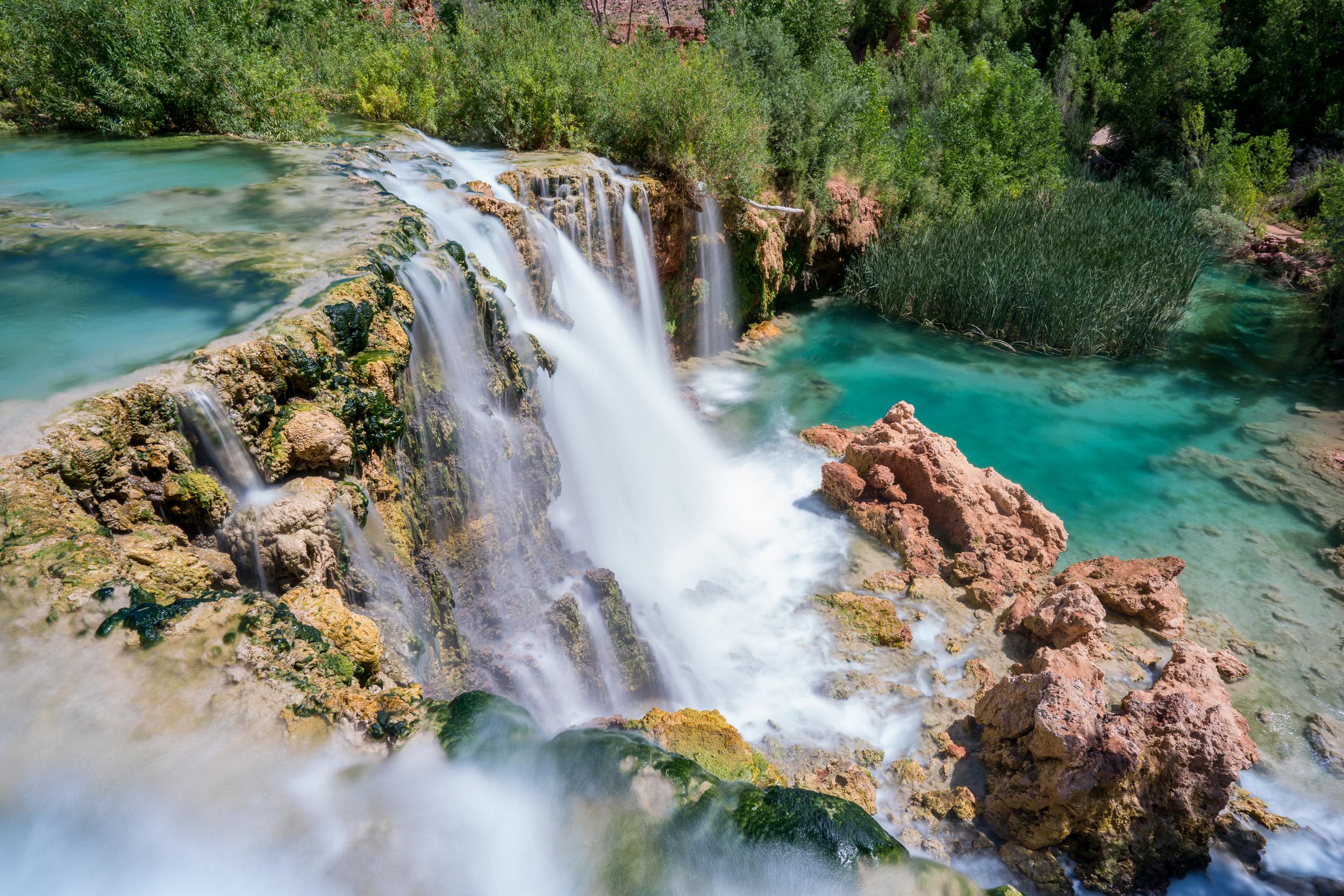 Little Navajo Falls, Arizona