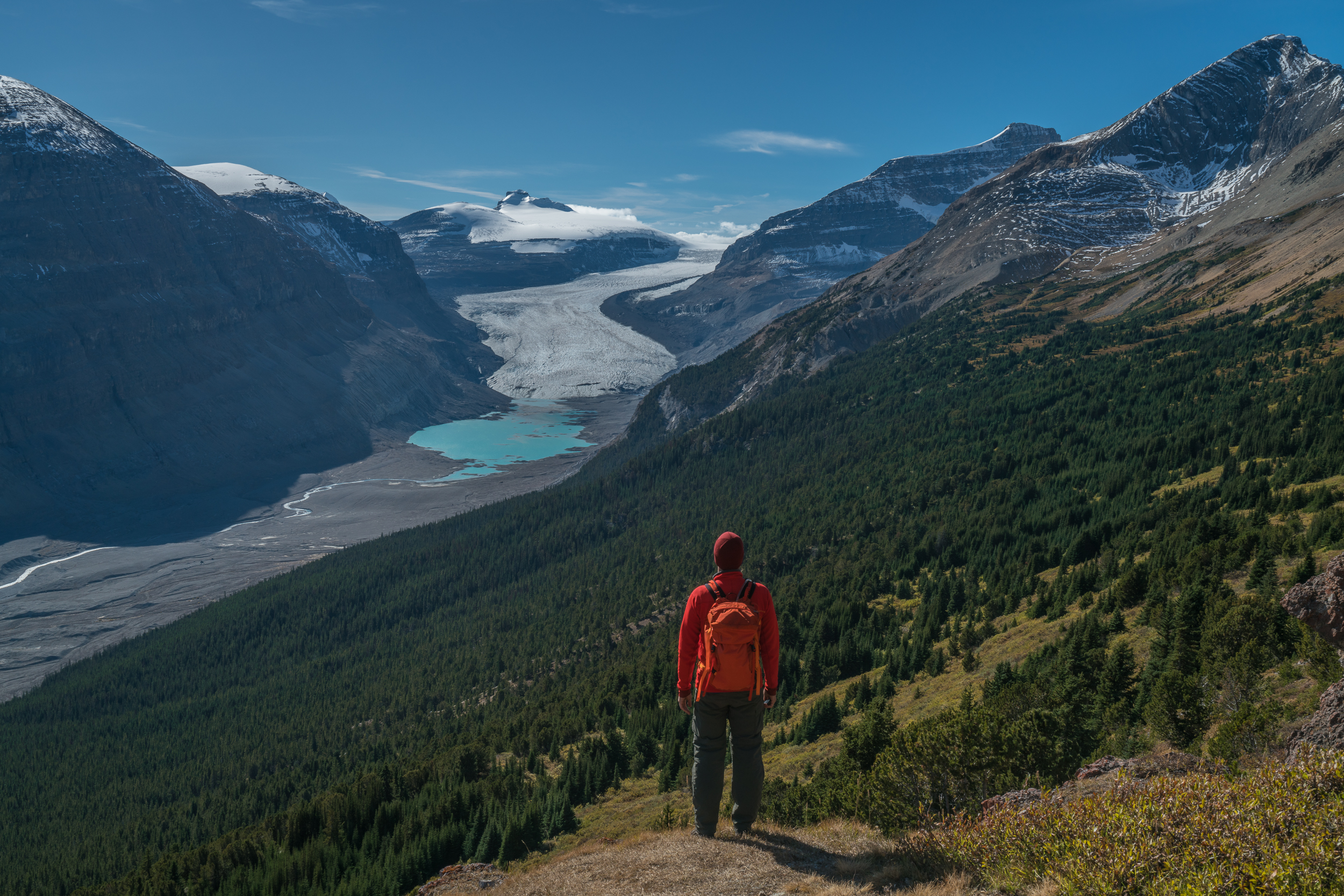Parker Ridge, Canada