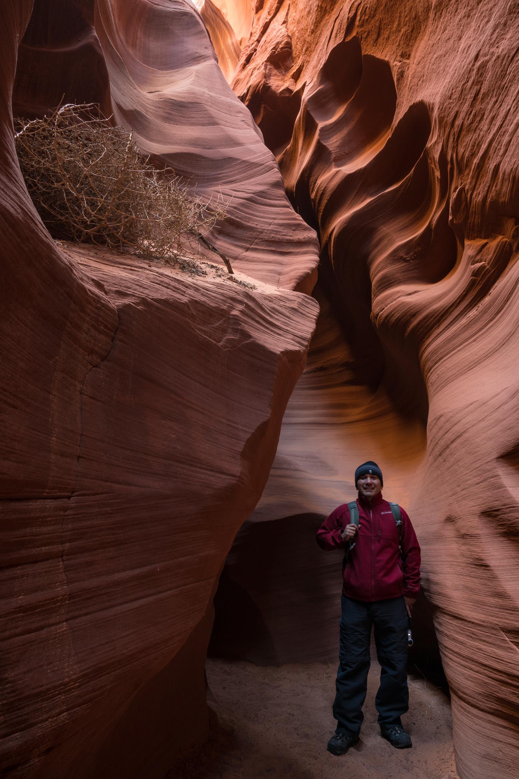 Horseshoe Bend Slot Canyon, Arizona