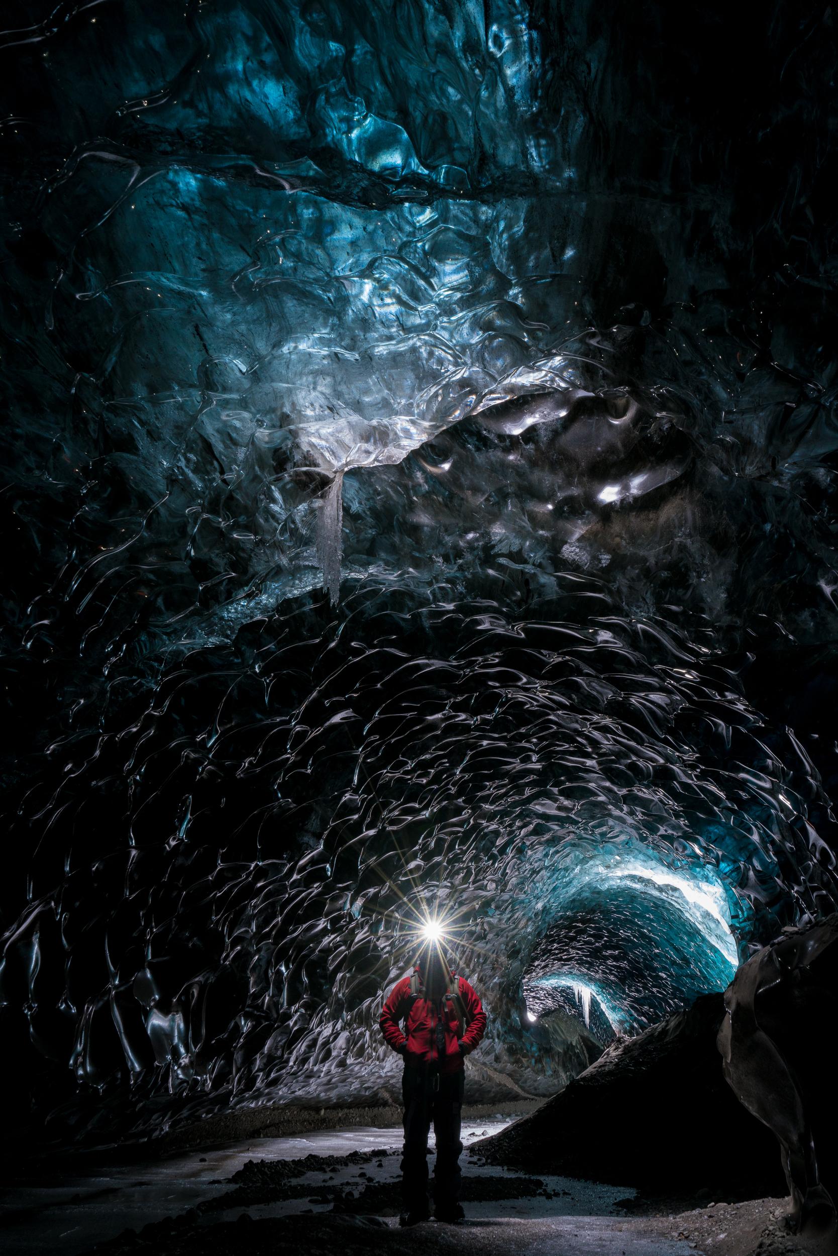 Ice Cave - Iceland