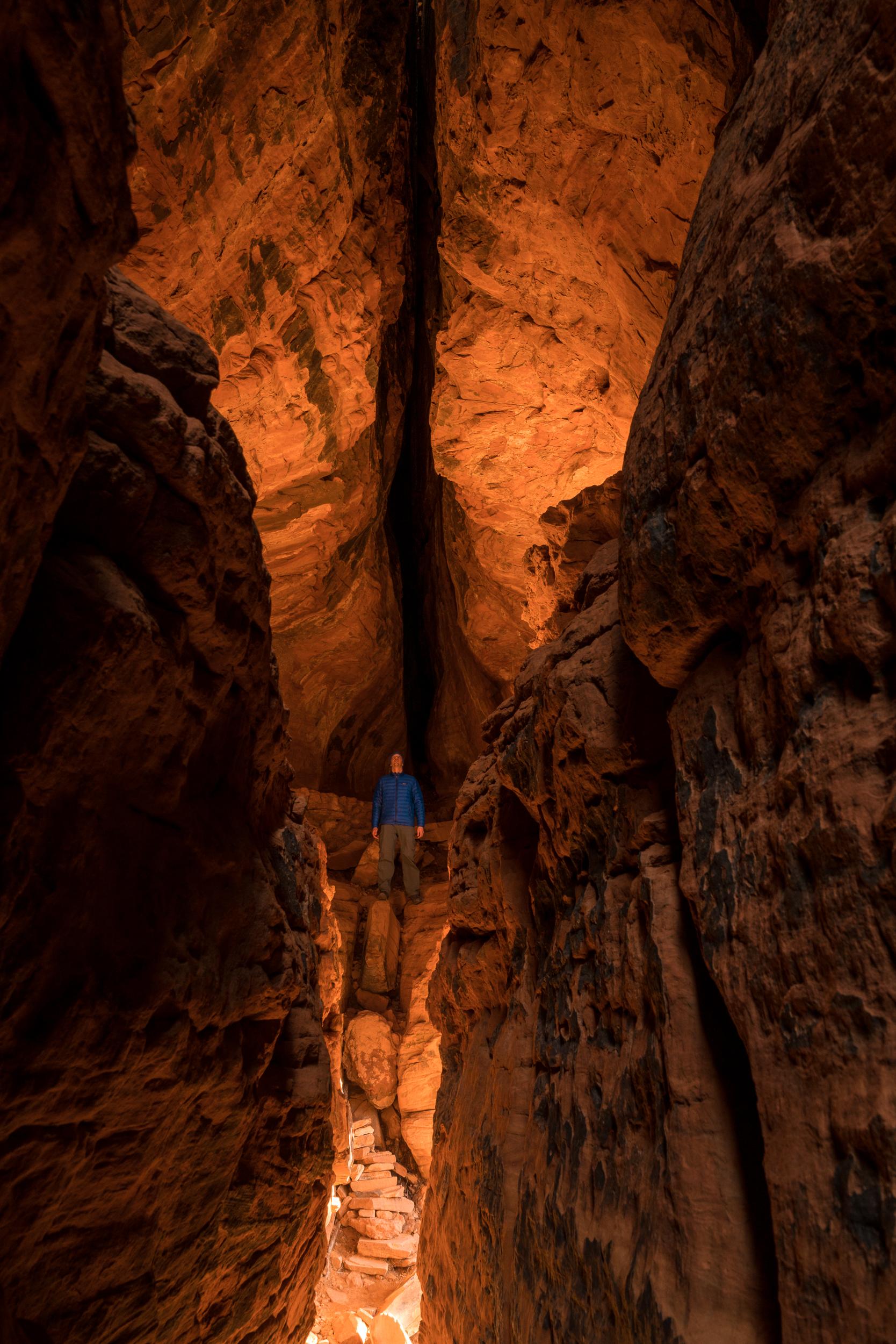 Secret Cave, Sedona
