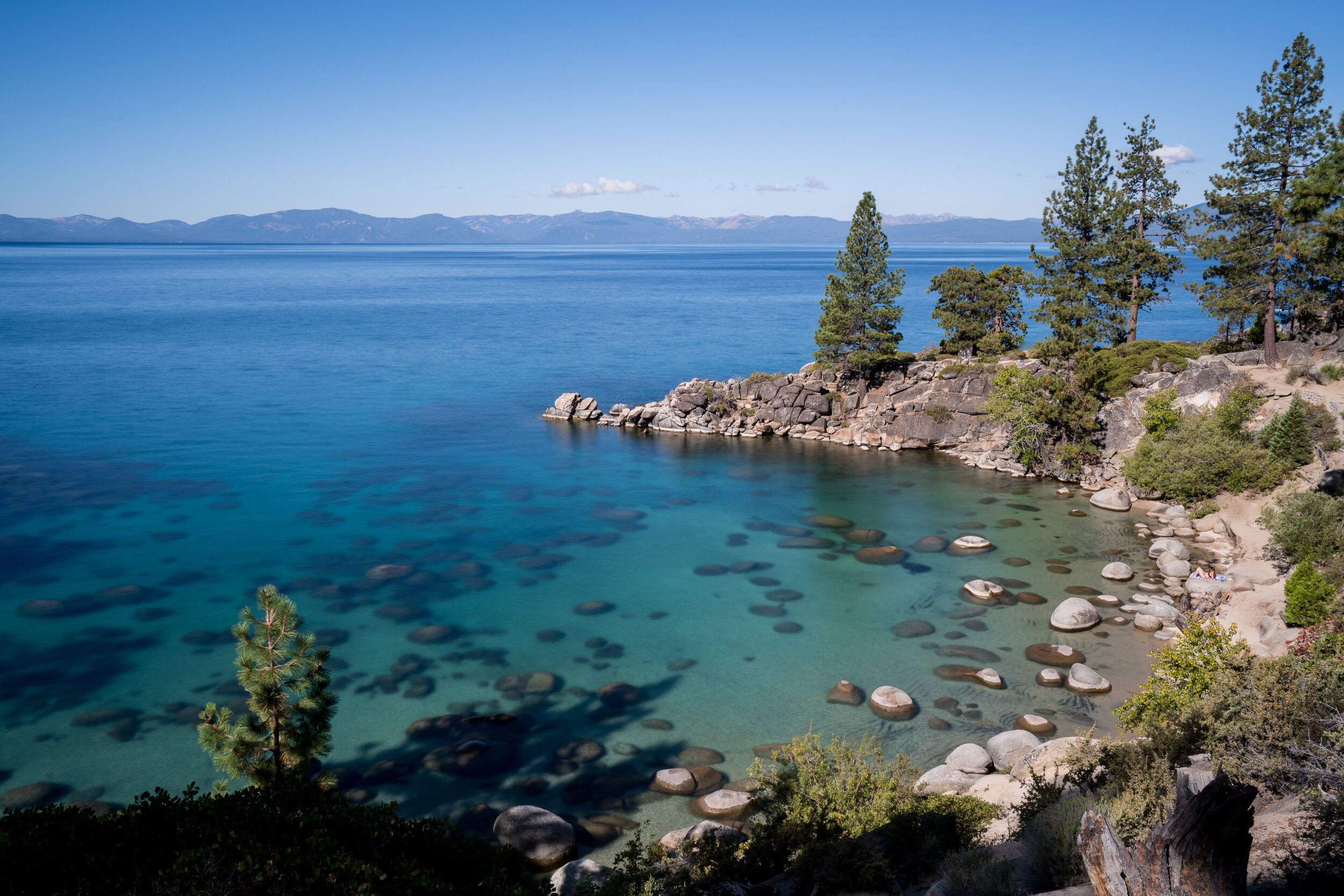 National Forest Beaches, Lake Tahoe