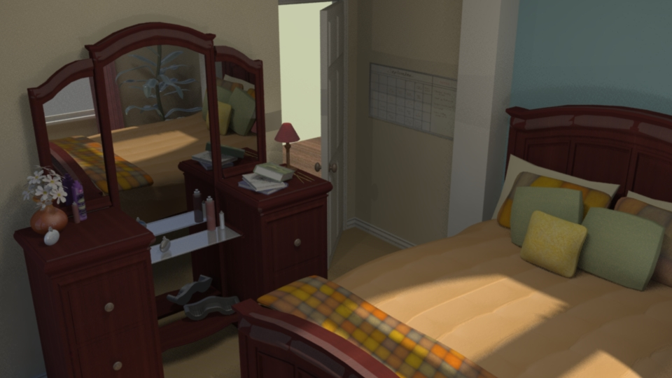 Bedroom Environment Modeling