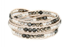 20% OFF with code TANYAS1288  --  BohoBetty Zanzibar Wrap Bracelet