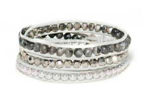 20% OFF with code TANYAS1288  --   BohoBetty Milan Triple Wrap Bracelet