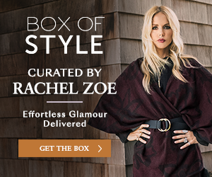 FREAKIN' FINALLY! Fall is here!!!    This Fall edition, curated by Rachel Zoe features over  $400 worth of spring fashion and beauty for only $74.99 ($99.99 per season - $25 off the first box)!!! Use my special code: FALLAFF25! CLICK TO SHOP!