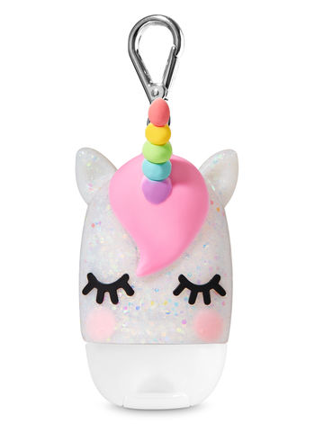 Cutest sanitizer cases can be found here! Click the unicorn for more :)