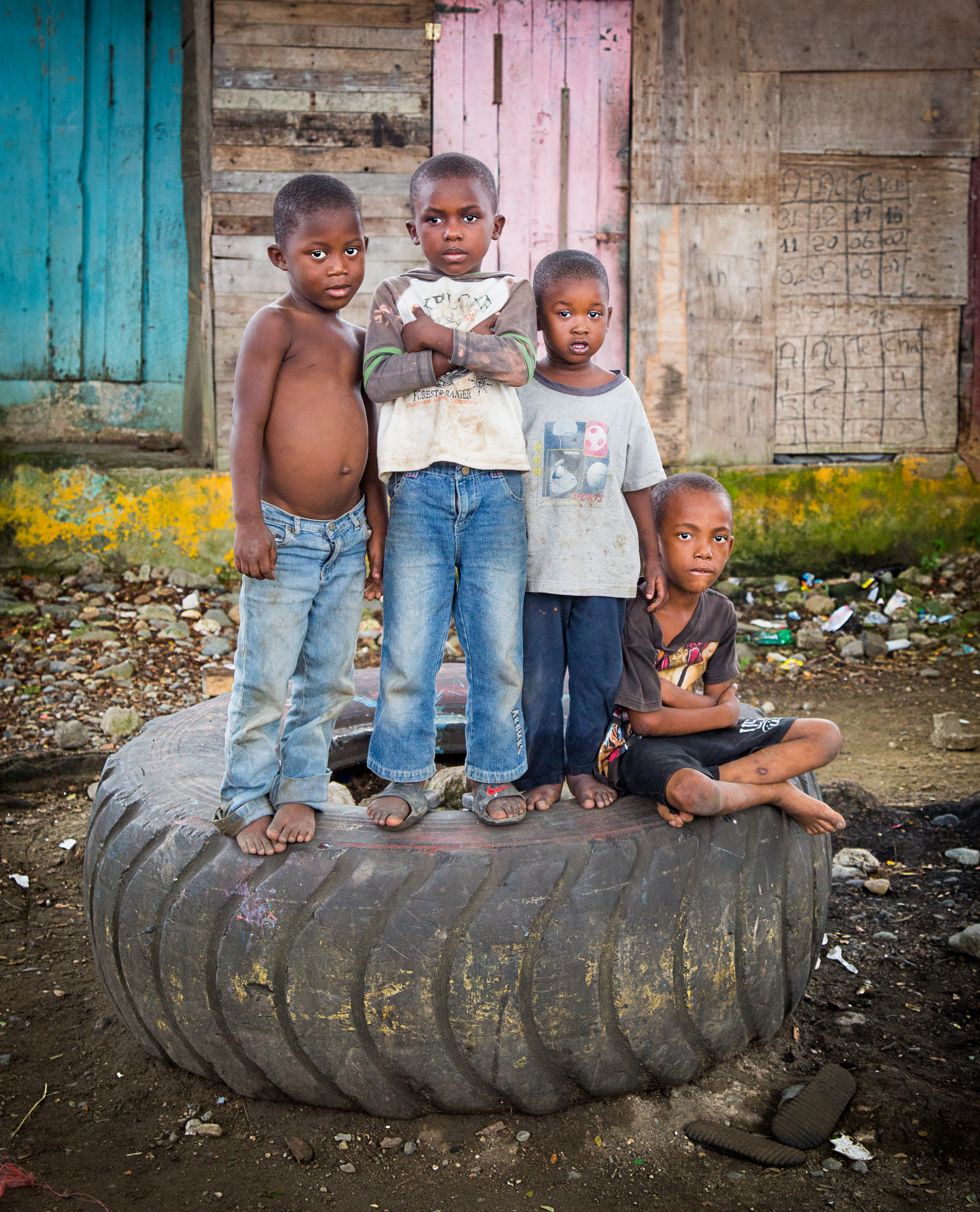 Kings of the Tire
