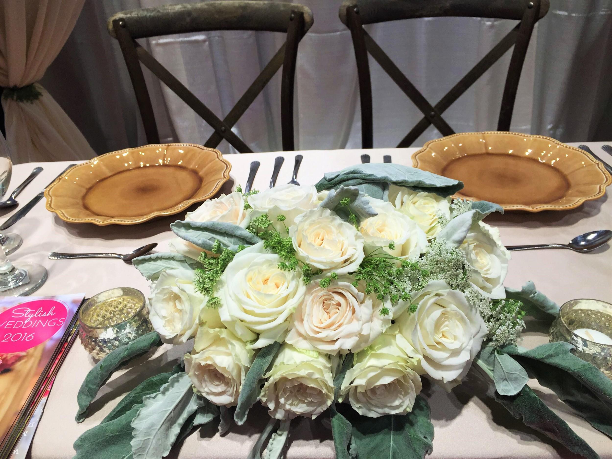 Sweet Hearts Table, Dells Wedding Barn, Wisconsin Dells Weddings