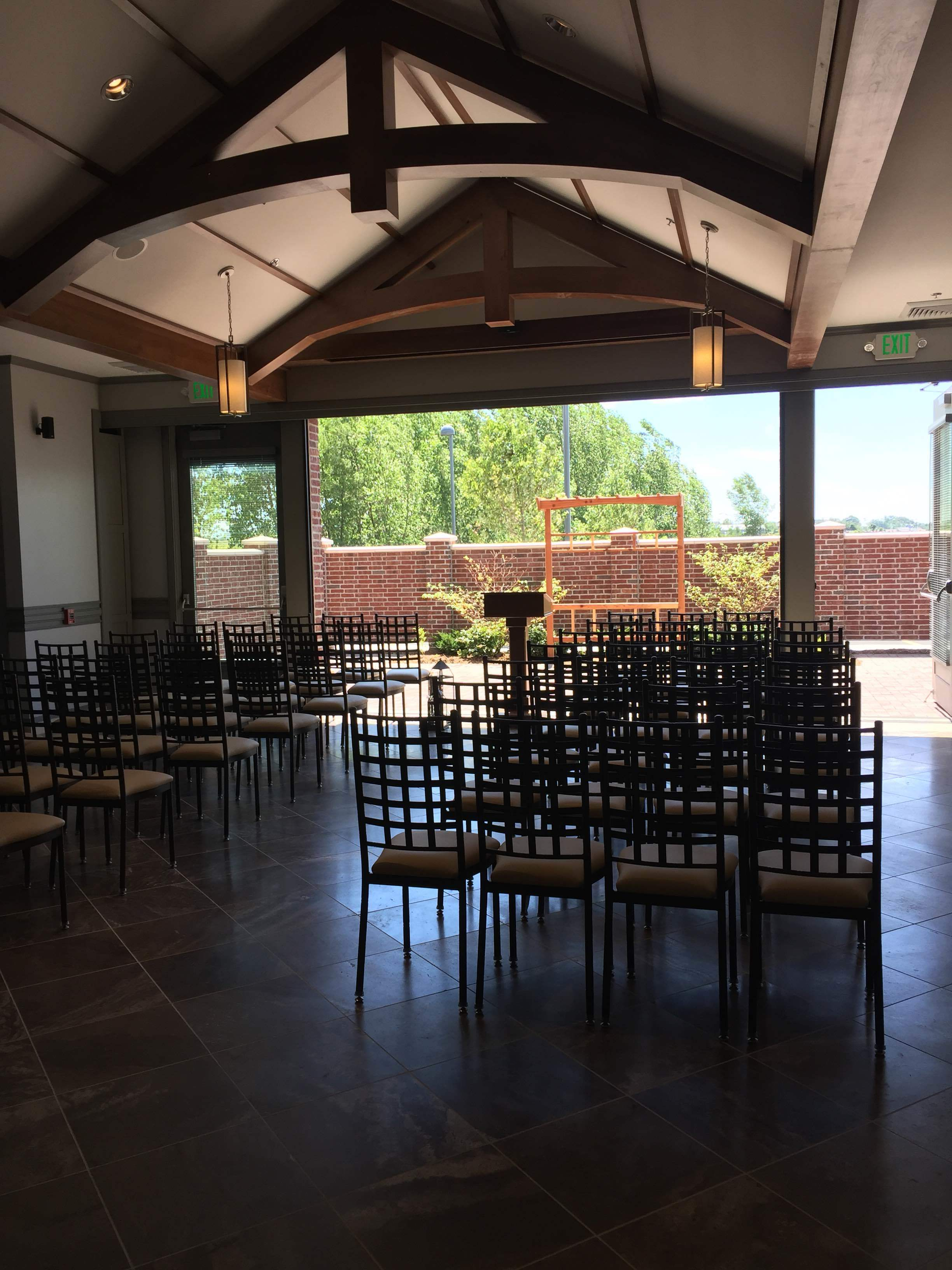 Noah's event venue madison wisconsin ceremony