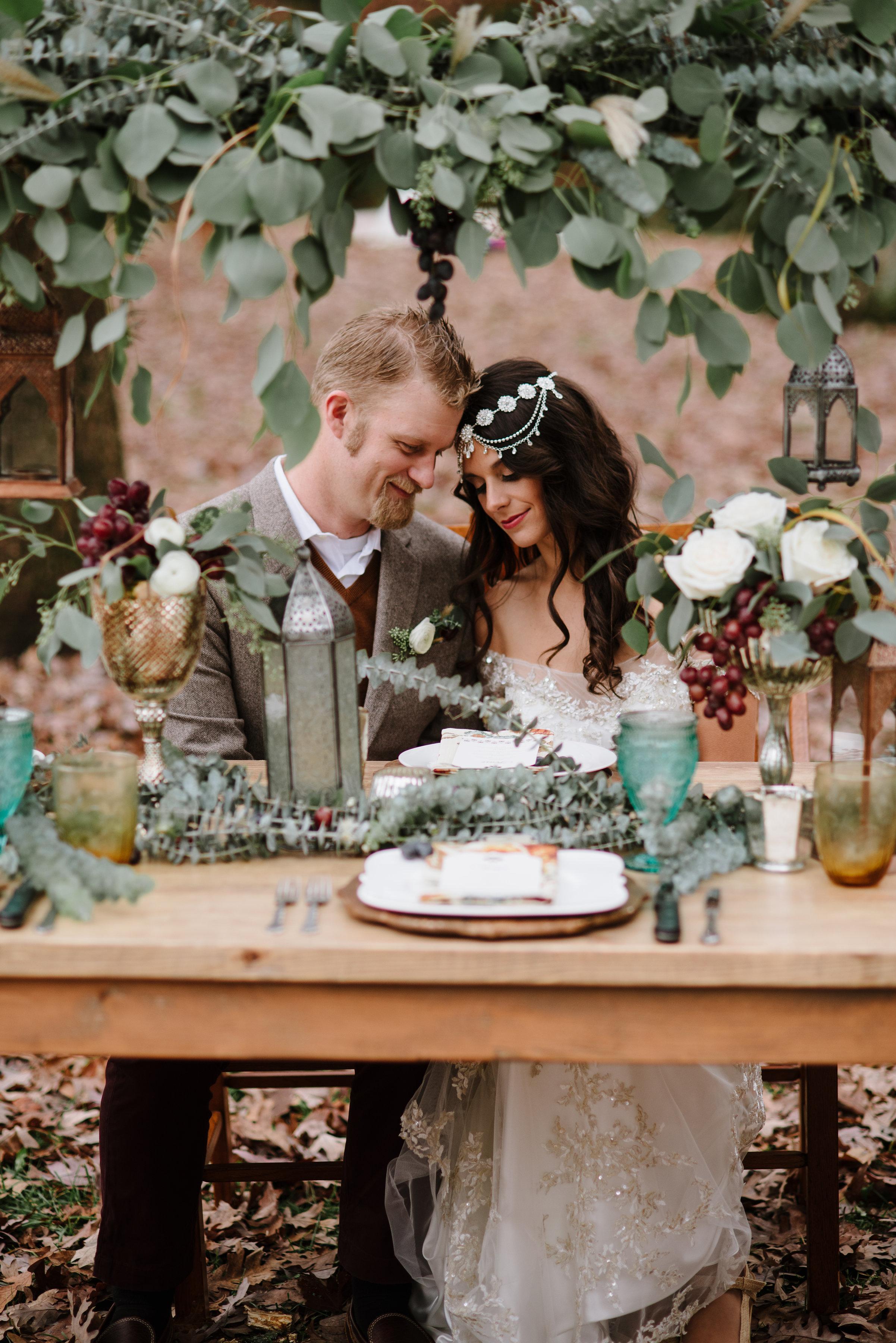 Bride and groom Chula vista wisconsin dells wedding