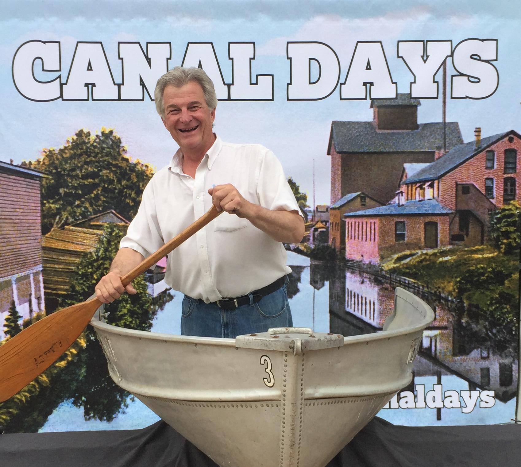 Canal Days portage wi