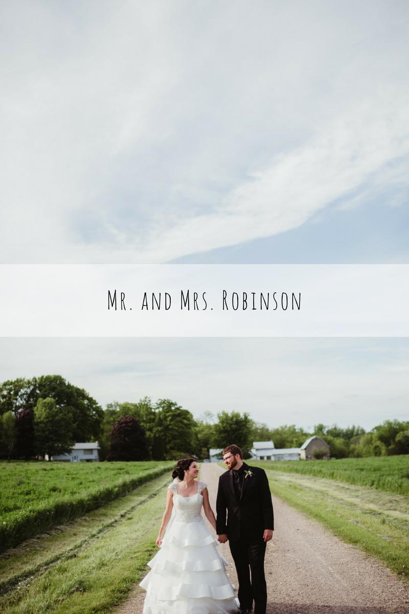 rustic wedding at the wilderness resort