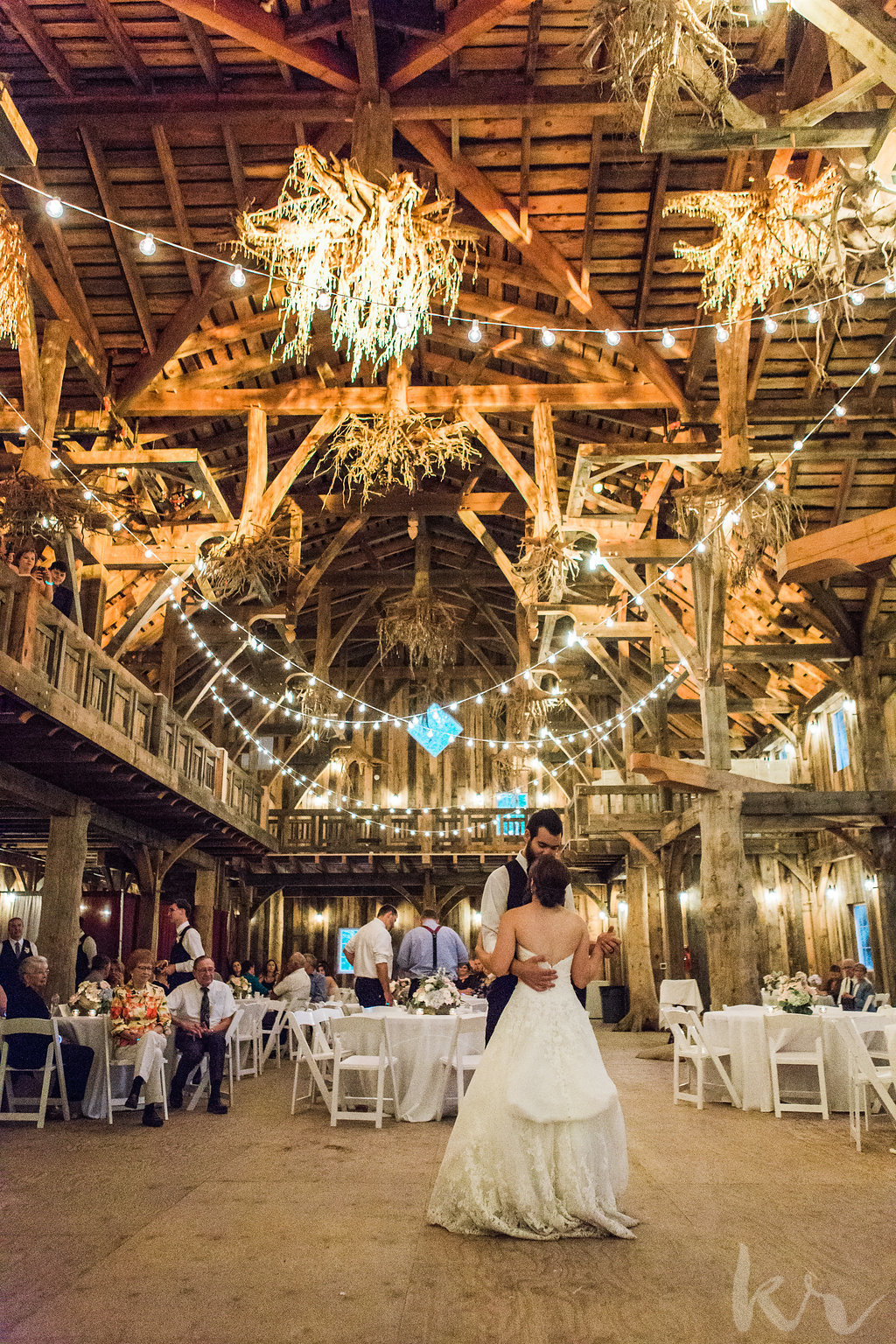 Swan Barn Door - If you're looking for a rustic venue that's more on the private side and has lots of space, this stunning facility is the one for you.Photography: Katie Ricard