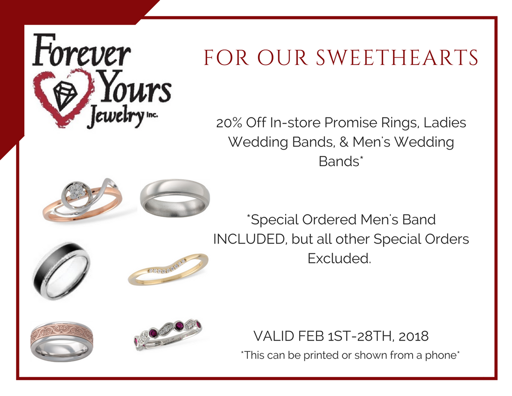 Forever Yours Jewelry -