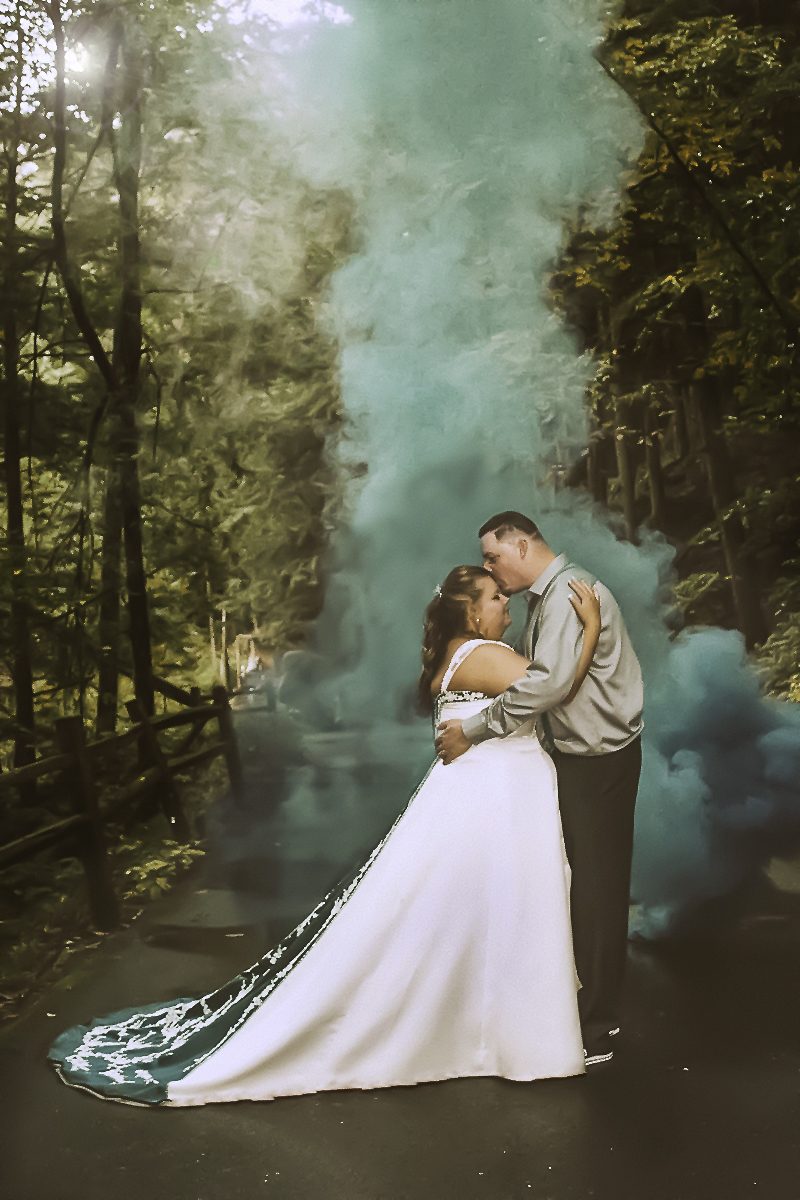 Paula &Rob Squier - When we witnessed two families become one... I'm not crying you're crying!