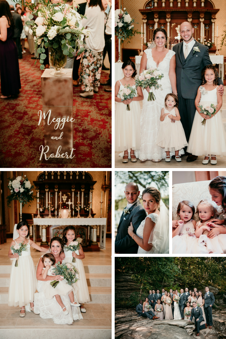 Tara Draper photography wisconsin dells wedding trappers turn