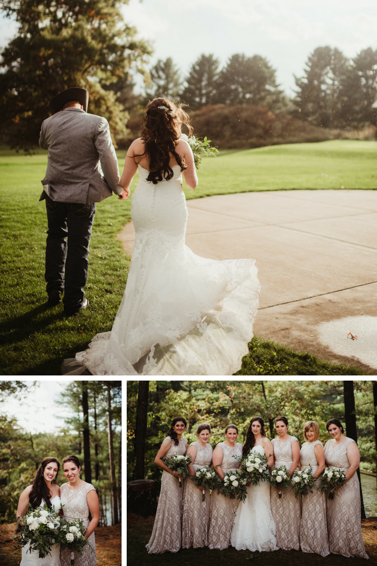 WEDDING IDEAS FOR RUSTIC RODEO - WISCONSIN WEDDING