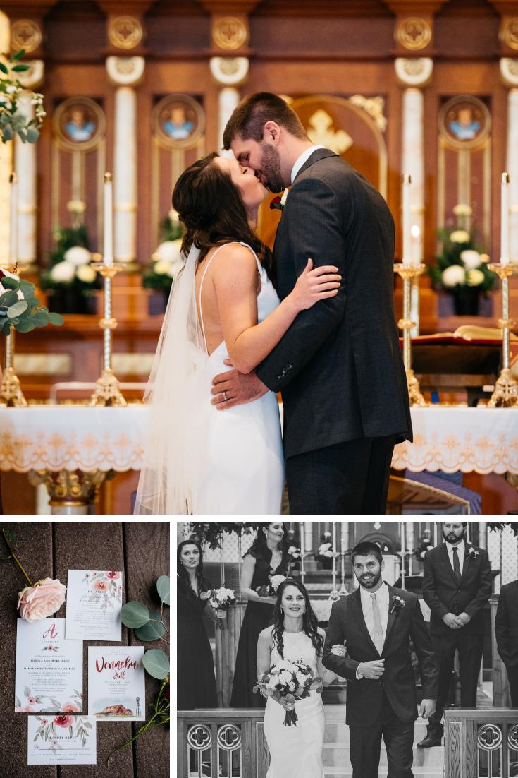 Neira Event Group Wisconsin Dells Invitations Happy Couple