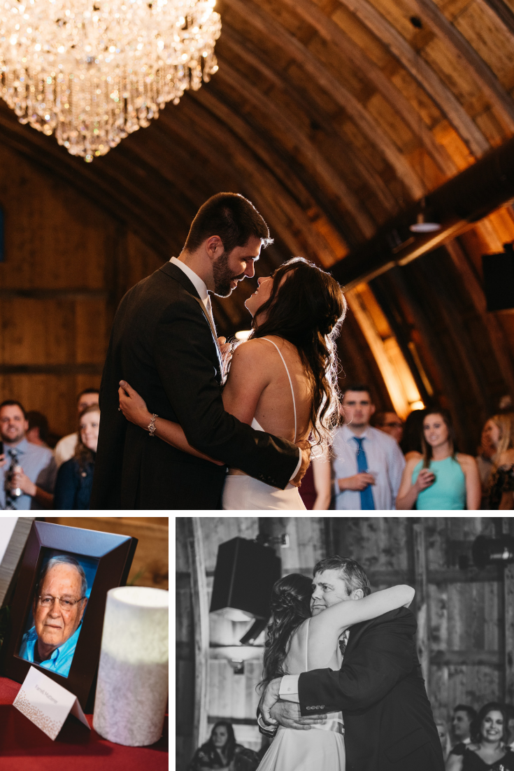 Couple First Dance Neira Event Group Father and Daughter Dance