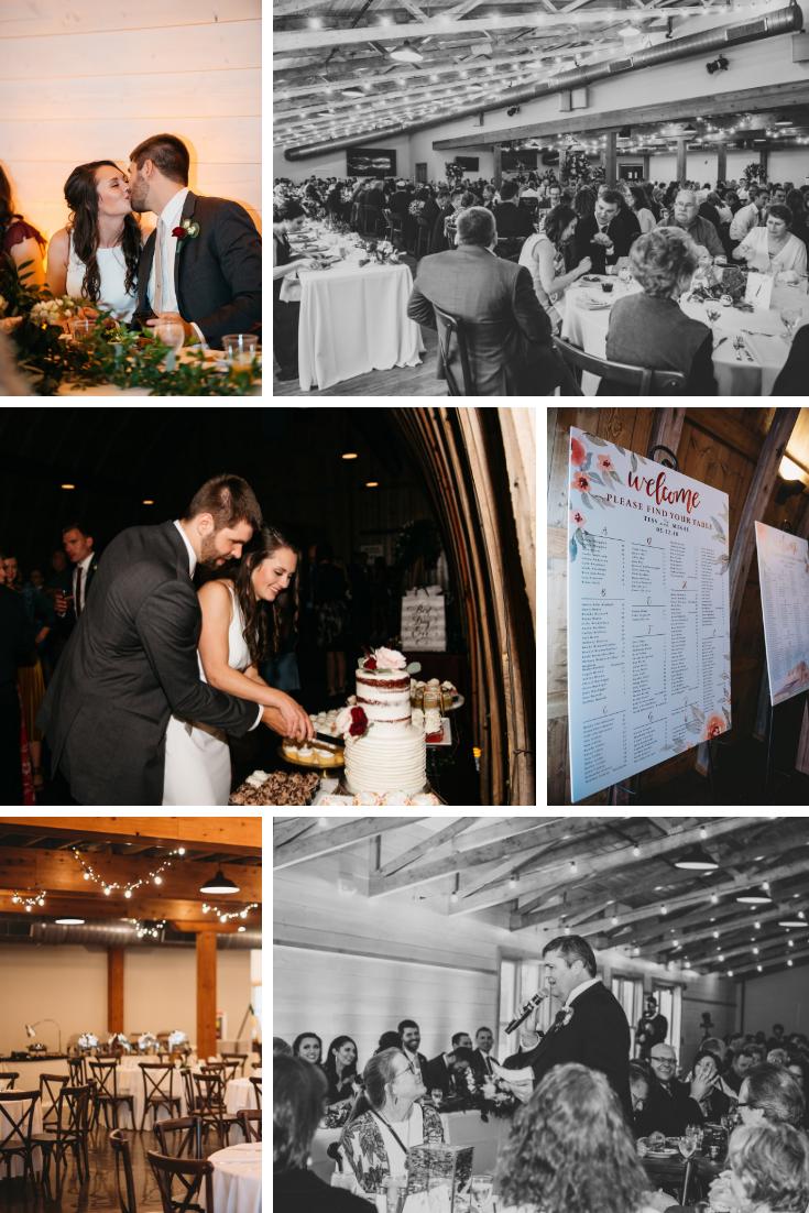 Family Friends Wedding Wisconsin Dells Neira Event Group Wedding Cake Wedding Speeches