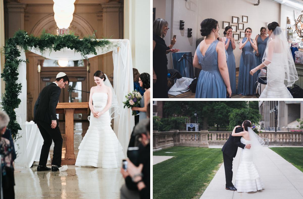 Jewish wedding planner in Madison Wisconsin