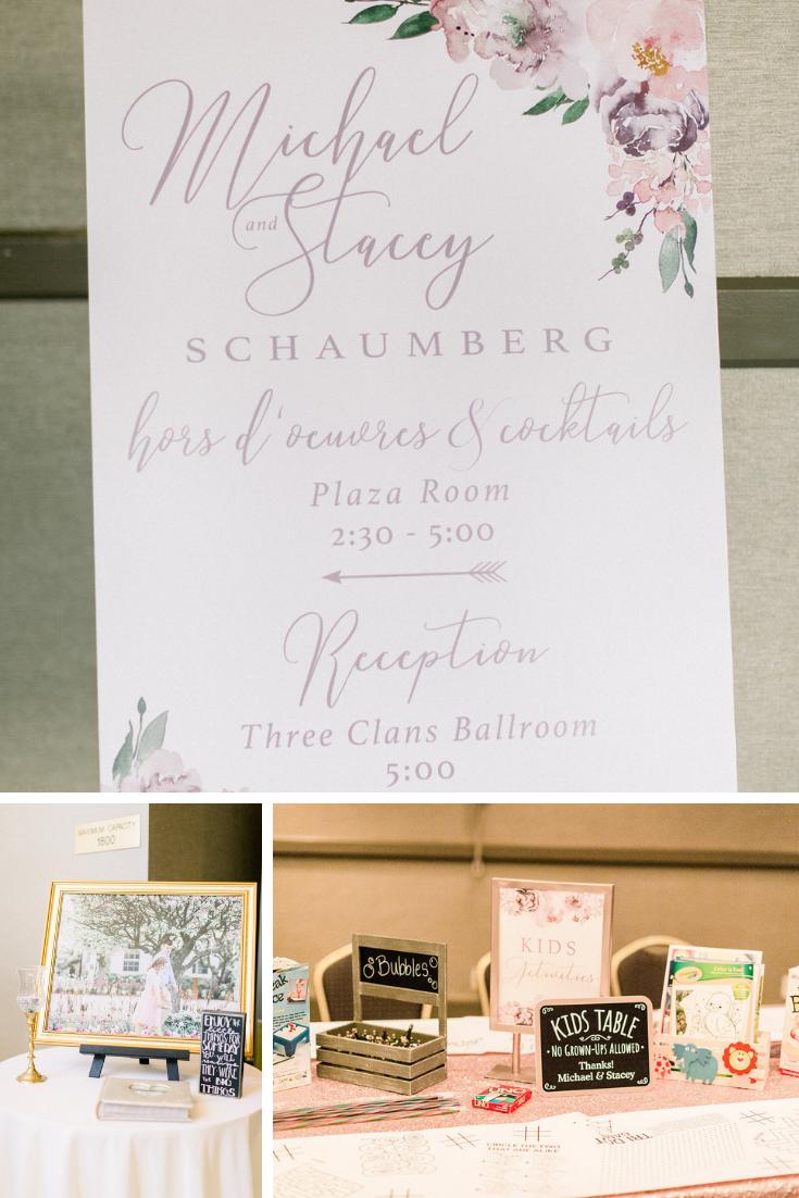 Neira Event Group Neira Wedding Decorations Summer Wedding Janella Rose Photography Wedding Kids Corner