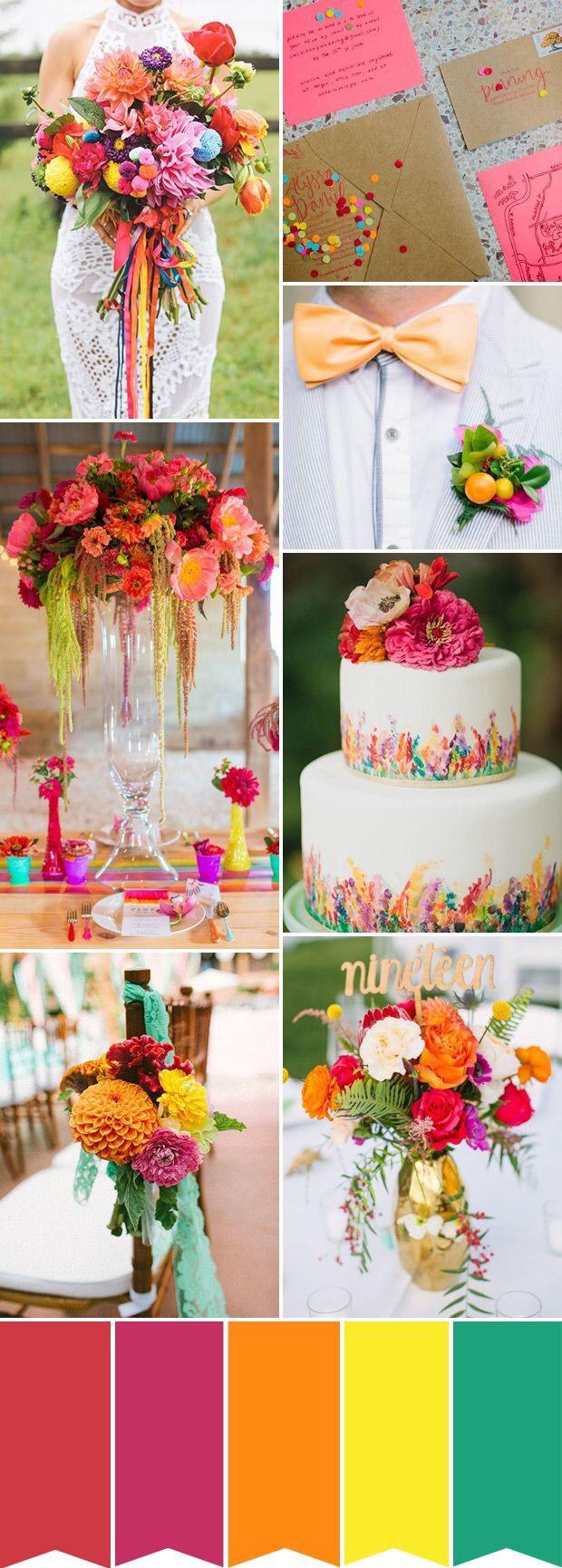 Colorful Weddings Wisconsin Summer Wedding Neira Event Group Fun Colorful Weddings Wisconsin Wedding Colors Wisconsin Wedding Planner